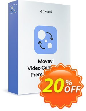 Movavi Video Converter Premium discount coupon 15% Affiliate Discount - amazing discount code of Movavi Video Converter – Personal 2020