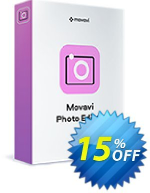Movavi Photo Editor for Mac discount coupon Spring Sale 30% off - special deals code of Movavi Photo Editor for Mac – Personal 2021