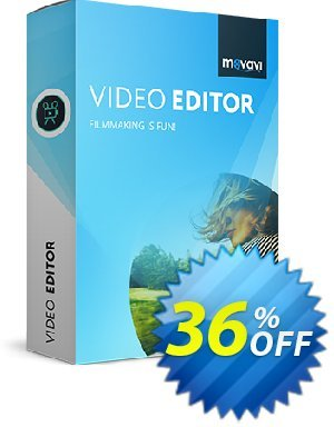 Movavi Video Editor for Mac (Business License) discount coupon Movavi Video Editor for Mac – Business Big sales code 2020 - wondrous deals code of Movavi Video Editor for Mac – Business 2020