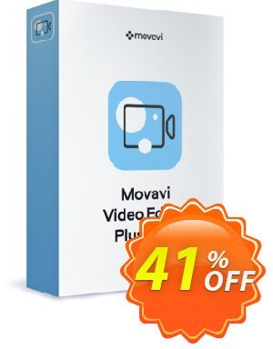 Movavi Video Editor Plus discount coupon 20% Affiliate Discount - stunning promotions code of Movavi Video Editor Plus – Personal 2020