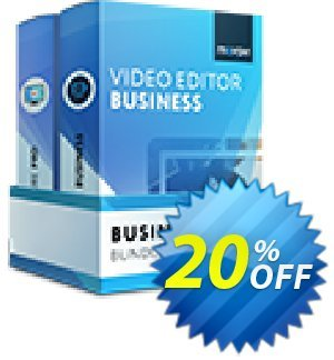 Business Bundle: Video Editor Business + Screen Capture Pro discount coupon Business Bundle Impressive sales code 2021 - Impressive sales code of Business Bundle 2021