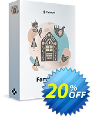 Movavi effect: Family Set discount coupon Family Set fearsome promo code 2021 - formidable discount code of Family Set 2021