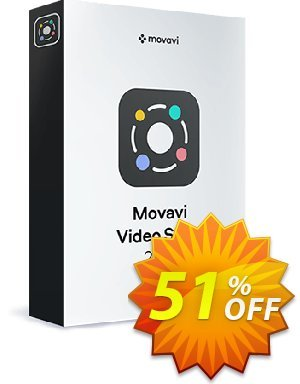 Movavi Video Suite – 1 year subscription 프로모션 코드 Movavi Video Suite – 1 year subscription Best promotions code 2020 프로모션: Best promotions code of Movavi Video Suite – 1 year subscription 2020
