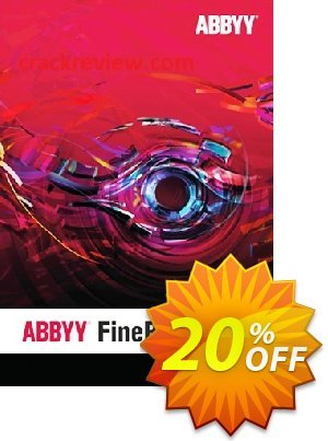 ABBYY FineReader 15 Corporate Upgrade 優惠券,折扣碼 NFR-WW-Spring Sale 2020 Affiliates,促銷代碼: dreaded sales code of ABBYY FineReader 15 Corporate Upgrade 2020