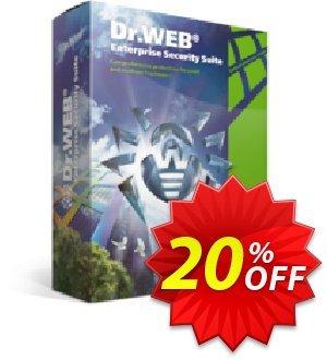 Dr.Web Universal Bundle Enterprise 5-50 PC Up To 3 years Coupon, discount . Promotion: Dr.Web Entreprise coupon