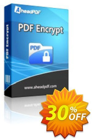 Ahead PDF Encrypt - Multi-User License (10 Users) discount coupon Ahead PDF Encrypt - Multi-User License (Up to 10 Users) amazing offer code 2020 - amazing offer code of Ahead PDF Encrypt - Multi-User License (Up to 10 Users) 2020