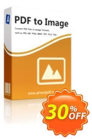Ahead PDF to Image Converter Coupon discount Ahead PDF to Image Converter - Single-User License special sales code 2020 - special sales code of Ahead PDF to Image Converter - Single-User License 2020