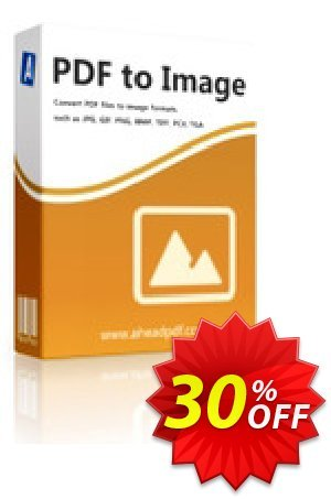 Ahead PDF to Image Converter - Multi-User License (5 Users) 優惠券,折扣碼 Ahead PDF to Image Converter - Multi-User License (Up to 5 Users) exclusive deals code 2019,促銷代碼: exclusive deals code of Ahead PDF to Image Converter - Multi-User License (Up to 5 Users) 2019