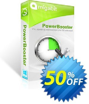 Amigabit PowerBooster - 1 Year discount coupon Amigabit PowerBooster (1 Year Subscription) wonderful discounts code 2020 - wonderful discounts code of Amigabit PowerBooster (1 Year Subscription) 2020