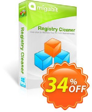 Amigabit Registry Cleaner Coupon, discount Save $10. Promotion: amazing promotions code of Amigabit Registry Cleaner 2019