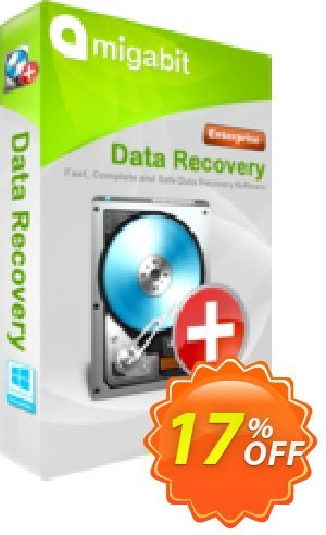 Get Amigabit Data Recovery Enterprise 17% OFF coupon code