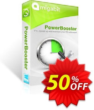 Amigabit PowerBooster (5 PCs) discount coupon 50% Off - stunning promo code of Amigabit PowerBooster (5 PCs) 2020