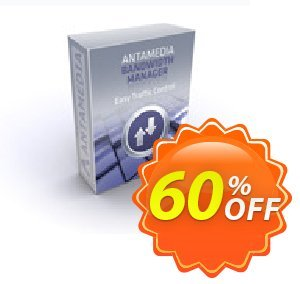 Antamedia Bandwidth Manager - Lite Edition discount coupon Black Friday - Cyber Monday - super deals code of Bandwidth Manager - Lite Edition 2020
