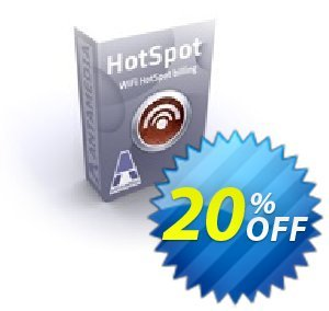 Special Bundle - Antamedia HotSpot - Standard Edition & HotSpot Operator License Coupon discount COUPON039 - imposing offer code of Special Bundle - Antamedia HotSpot - Standard Edition & HotSpot Operator License 2020
