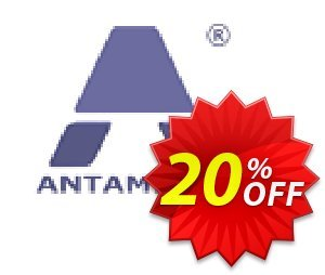 Antamedia Internet Cafe Software - Lite Edition Coupon code 60% OFF,  Christmas Day offering sales