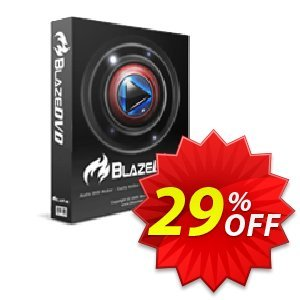 BlazeDVD Pro Coupon discount Holiday Discount: $14 OFF. Promotion: wondrous offer code of BlazeDVD Professional 2020
