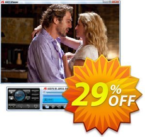 BlazeVideo HDTV Player 優惠券,折扣碼 Holiday Discount: $14 OFF,促銷代碼: awful discount code of BlazeVideo HDTV Player 2020