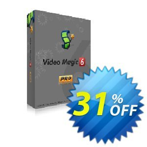 Blaze Video Magic Pro 優惠券,折扣碼 Holiday Discount: $12 OFF,促銷代碼: amazing discounts code of Video Magic Professional 2019