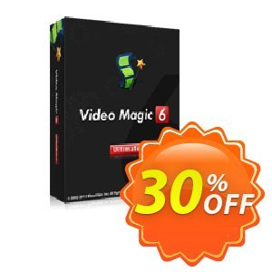 Blaze Video Magic Ultimate discount coupon Save 30% Off - super promotions code of Video Magic Ultimate 2021