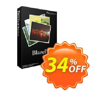 BlazePhoto Coupon, discount Holiday Discount: $10 OFF. Promotion: big deals code of BlazePhoto 2019