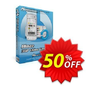 BlazeVideo 3GP Video Converter Coupon discount Save 50% Off - special deals code of BlazeVideo 3GP Video Converter 2019