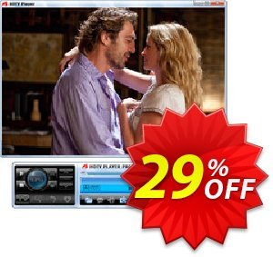 BlazeVideo HDTV Player Pro discount coupon Holiday Discount: $20 OFF - big offer code of BlazeVideo HDTV Player Professional 2021