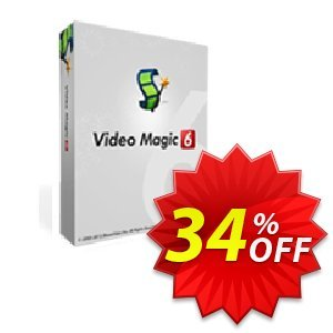 Blaze Video Magic Standard 優惠券,折扣碼 Holiday Discount: $10 OFF,促銷代碼: amazing discount code of Video Magic Std 2019