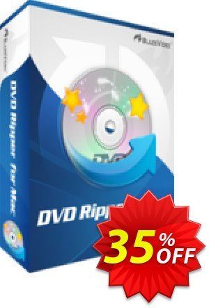 BlazeVideo DVD Ripper for MAC discount coupon Holiday Discount: $12 OFF - dreaded offer code of BlazeVideo DVD Ripper for MAC 2020
