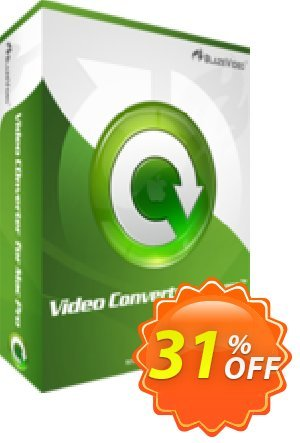 BlazeVideo Mac Video Converter Pro discount coupon Holiday Discount: $12 OFF - wondrous discounts code of BlazeVideo Video Converter Pro for MAC 2020