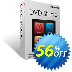 BlazeVideo DVD Studio Coupon, discount Holiday Discount: $100 OFF. Promotion: impressive sales code of BlazeVideo DVD Studio 2019