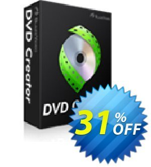 BlazeVideo DVD Creator Coupon discount Holiday Discount: $12 OFF - awesome promo code of BlazeVideo DVD Creator 2019