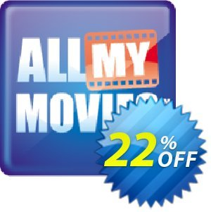 All My Movies Coupon, discount ANTIVIRUS OFFER. Promotion: fearsome promotions code of All My Movies 2021