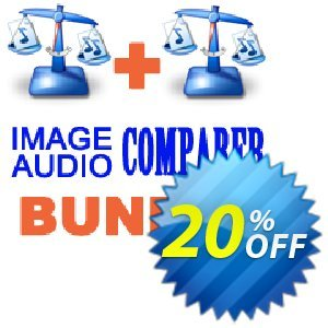Bolide Audio Comparer + Image Comparer bundle Coupon, discount ANTIVIRUS OFFER. Promotion: amazing promotions code of Audio Comparer + Image Comparer bundle 2020