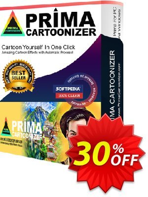 Prima Cartoonizer 優惠券,折扣碼 Prima Cartoonizer Big deals code 2020,促銷代碼: Big deals code of Prima Cartoonizer 2020