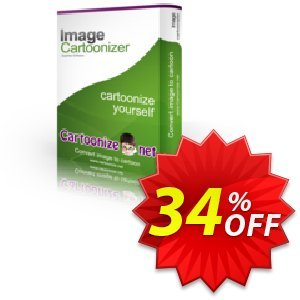 Image Cartoonizer 優惠券,折扣碼 $10 Discount Today Only!,促銷代碼: amazing discounts code of Image Cartoonizer 2020