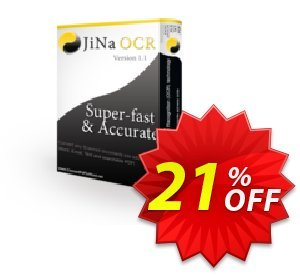 JiNa OCR Converter 優惠券,折扣碼 $10 Discount Today Only!,促銷代碼: exclusive discount code of JiNa OCR Converter 2019