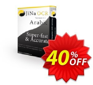 JiNa OCR Arabic Coupon, discount JiNa OCR Arabic exclusive promo code 2019. Promotion: exclusive promo code of JiNa OCR Arabic 2019