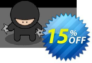 Sweepstakes Ninja - Yearly Premium Membership (Regular $360 - Special $249, 30% SAVINGS!) Coupon, discount Sweepstakes Ninja - Yearly Premium Membership (Regular $360 - Special $249, 30% SAVINGS!) wondrous deals code 2021. Promotion: wondrous deals code of Sweepstakes Ninja - Yearly Premium Membership (Regular $360 - Special $249, 30% SAVINGS!) 2021