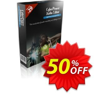 CyberPower Audio Editing Lab discount coupon CyberPower Audio Editing Lab stunning discount code 2020 - stunning discount code of CyberPower Audio Editing Lab 2020