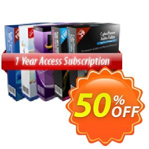 CyberPower 1 year access subscription Coupon, discount CyberPower 1 year access subscription exclusive discount code 2019. Promotion: exclusive discount code of CyberPower 1 year access subscription 2019