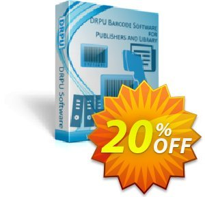 DRPU Publisher and Library Barcode Label Creator Software Coupon, discount Wide-site discount 2021 DRPU Publisher and Library Barcode Label Creator Software. Promotion: wonderful sales code of DRPU Publisher and Library Barcode Label Creator Software 2021