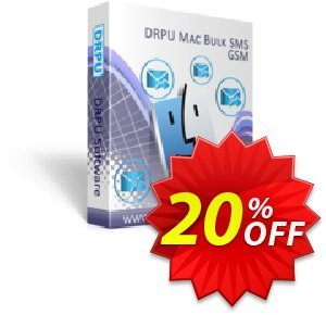 DRPU MAC Bulk SMS Software discount coupon Wide-site discount 2021 DRPU MAC Bulk SMS Software - awful sales code of DRPU MAC Bulk SMS Software 2021