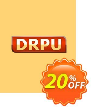 DRPU Barcode Maker software - Corporate Edition - 10 PC License discount coupon softwarecoupons.com Offer - impressive sales code of DRPU Barcode Maker software - Corporate Edition - 10 PC License 2020