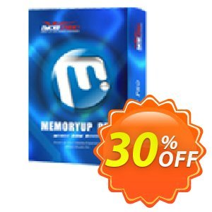 MemoryUp Professional J2ME Edition Coupon, discount 30% Discount. Promotion: super promotions code of MemoryUp Professional J2ME Edition 2021