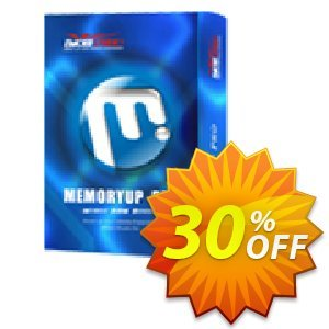 MemoryUp Professional Windows Mobile Edition Coupon, discount 30% Discount. Promotion: best sales code of MemoryUp Professional Windows Mobile Edition 2021