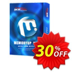 MemoryUp Professional Symbian Edition 優惠券,折扣碼 30% Discount,促銷代碼: big deals code of MemoryUp Professional Symbian Edition 2020