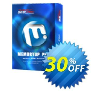 MemoryUp Professional BlackBerry Edition discount coupon 30% Discount - special discount code of MemoryUp Professional BlackBerry Edition 2020