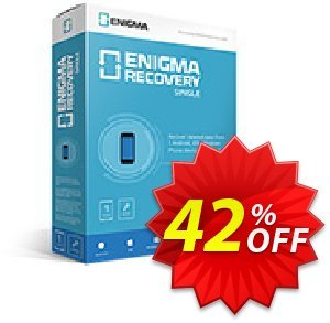 Get Enigma Recovery Single (1 Year) 20% OFF coupon code