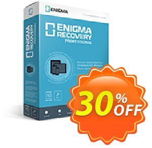 Get Enigma Recovery Pro (1 year) 20% OFF coupon code