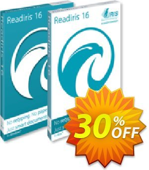 Readiris Corporate Coupon, discount Readiris discount. Promotion: formidable discounts code of Readiris Corporate 16 Windows (OCR Software) 2021